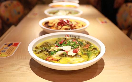 酸菜鱼快餐加盟