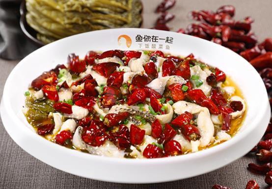 酸菜鱼快餐市场