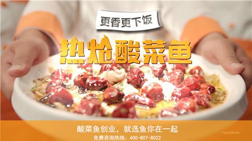 酸菜鱼项目选择哪个品牌好?